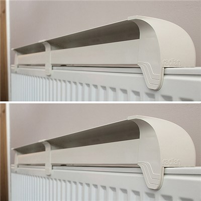 Twin Pack Radfan Long Plus (6 Fans - 95cm long)