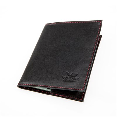 Vostok Europe Leather Passport Holder
