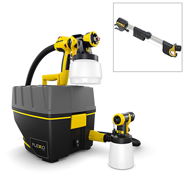 Wagner Universal Sprayer W890 Flexi with Free Handle Extension Handle