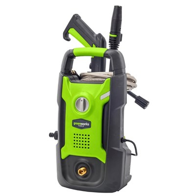 Greenworks G1 Pressure Washer with 2 Nozzles