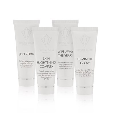 Crystal Clear Sharons Choice Skincare Set