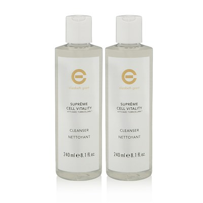Elizabeth Grant Supreme Cleansing 2 for 1