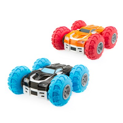 Tornado Stunt Car Twin Pack