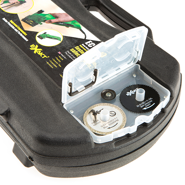 Exakt Ec320 Hand Saw With 5 Blades Amp V Guard Attachment