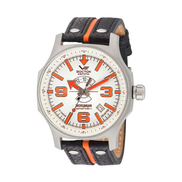 Vostok Europe Gent's Expedition N1 Automatic