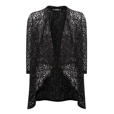 Lavitta Sparkle Lace Jacket 27.5In
