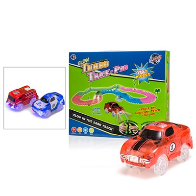 Turbo Trax with Additional Cars