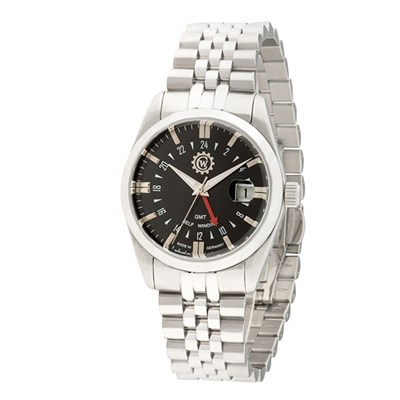 Constantin Weisz Gent's Limited Edition (to 199pcs) Automatic Watch with Stainless Steel Bracelet