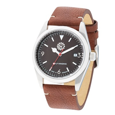 Constantin Weisz Gents Limited Edition (to 199pcs) Automatic Watch with Genuine Leather Strap