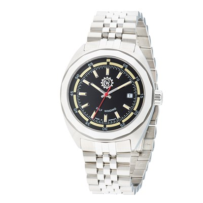 Constantin Weisz Gents Limited Edition (to 199pcs) Automatic Watch with Stainless Steel Bracelet