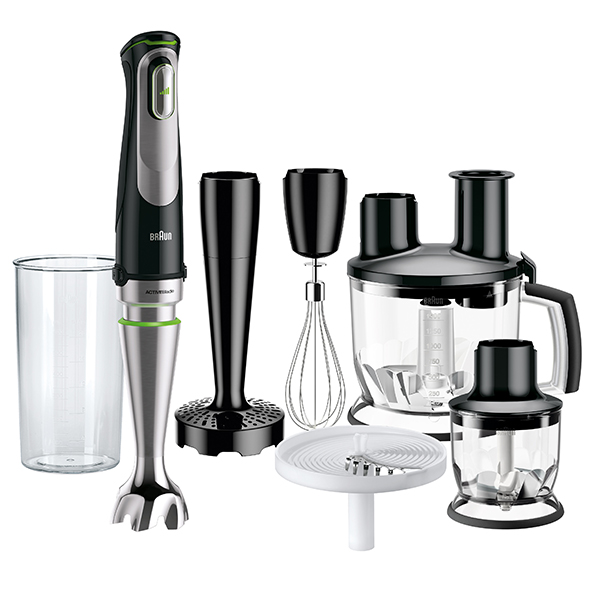 Braun MultiQuick 9 Hand Blender No Colour