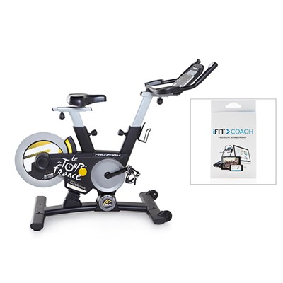 Proform Tour de France 1.0 Indoor Cycle Trainer with FREE IFIT 1 Year Subscription