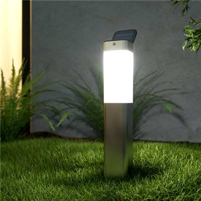 Kodiak Solar Post Light with Motion Sensor