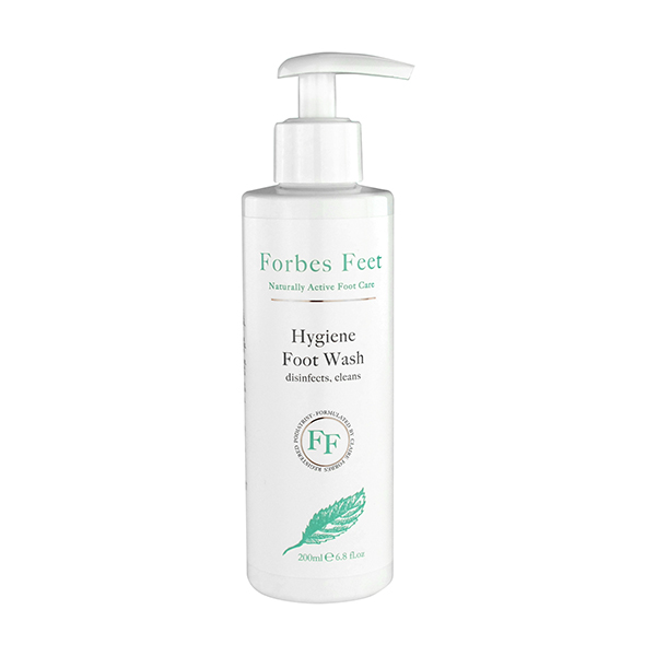 Forbes Feet Hygiene Foot Wash 200ml No Colour