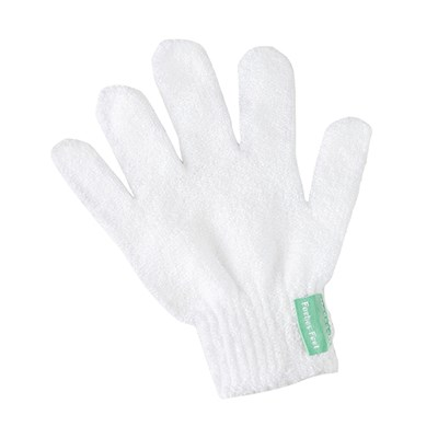 Forbes Feet Exfoliating Gloves