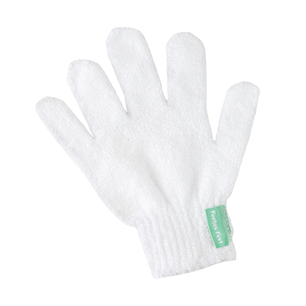 Forbes Feet Exfoliating Gloves No Colour