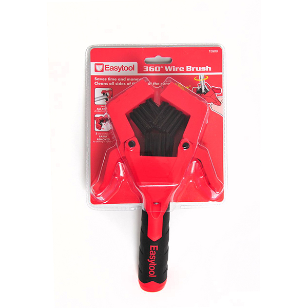 Easytool 360 Wire Brush No Colour