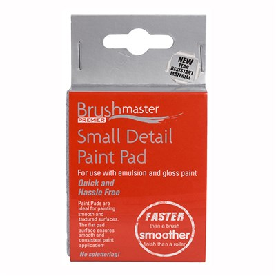Brushmaster Small Detail Paint Pad