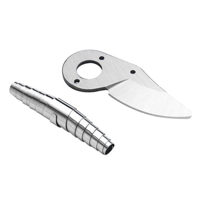 Kew Garden Spare Blade and Spring for Small Heavy Duty Bypass Secateurs