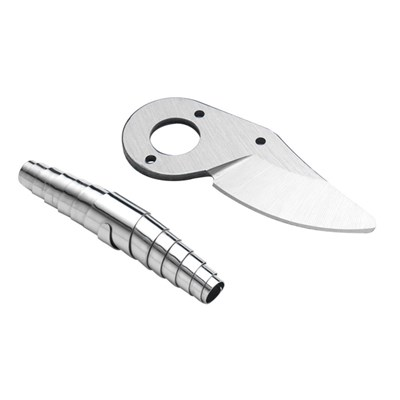 Kew Garden Spare Blade and Spring for Ergonomic Heavy Duty Bypass Secateurs