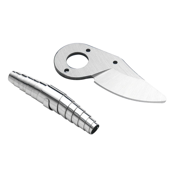 Kew Garden Spare Blade and Spring for Ergonomic Heavy Duty Bypass Secateurs No Colour