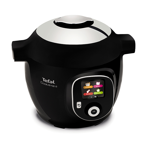 Tefal Cook4me+ One Pot Digital Cooker No Colour