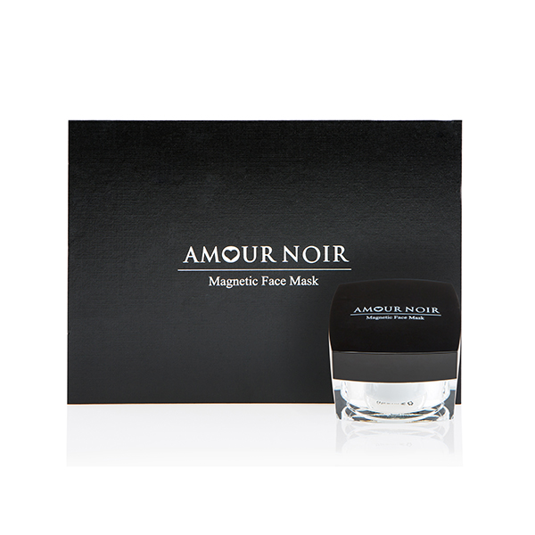 Amour Noir Magnetic Face Mask 50g No Colour