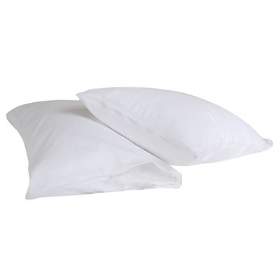 Downland Zipped Pillow Protector Pair