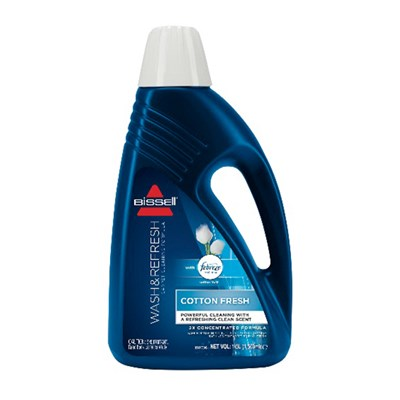 Bissell Wash and Refresh Febreze Double Concentrate 1.5L Formula