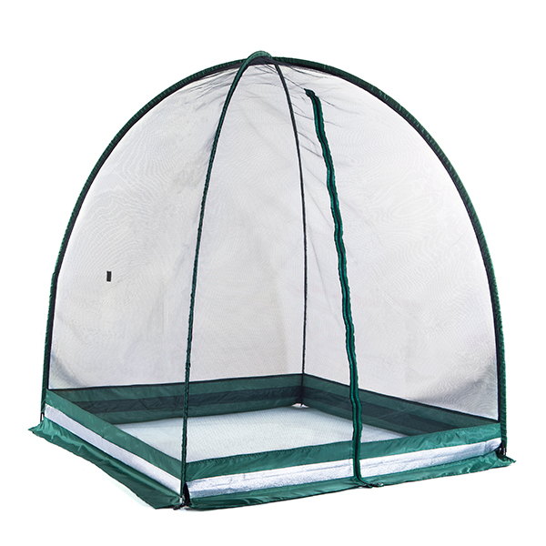 Pop Up Garden Dome No Colour
