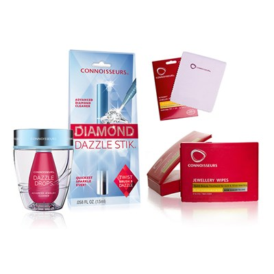 Connoisseurs Ultimate Jewellery Cleaning Kit