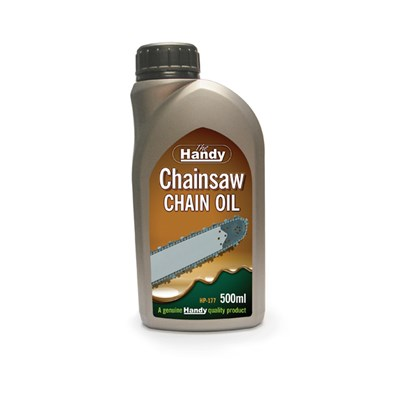 Chainsaw Oil