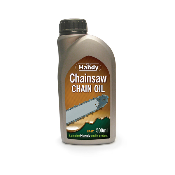 Chainsaw Oil 500ml No Colour