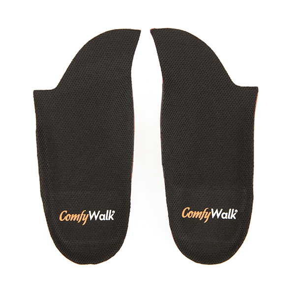 Comfy Walk Mens Insoles No Colour