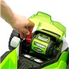 Greenworks G-Max 40V 35cm Cordless Lawnmower  c/w 2 x 2ah Li-ion Batteries & Charger