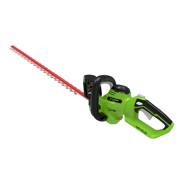 Greenworks 40V 61cm (24in) Cordless Hedge Trimmer (Tool Only) No Colour