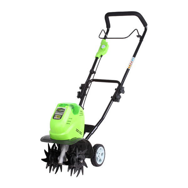 Greenworks 40V 26cm (10in) Cordless Cultivator (Tool Only) No Colour