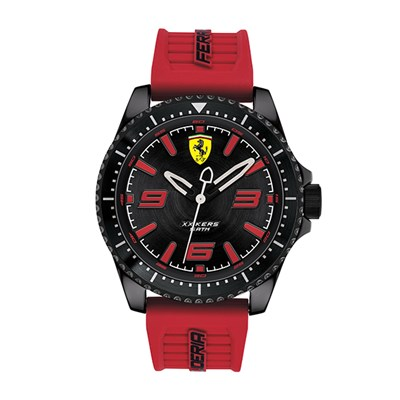 Scuderia Ferrari Gents XX Kers Watch with IP Plated Case and Interchangeable Strap