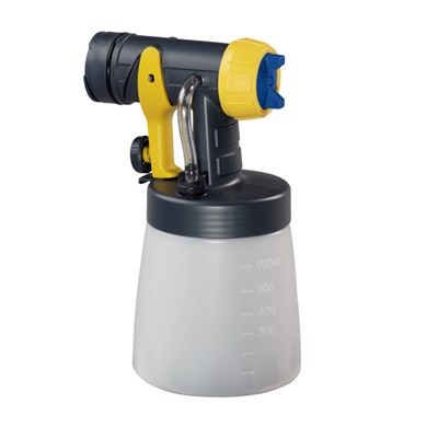 Wagner Spray Attachment Wood & Metal EXTRA Brilliant & 600 ml Cup