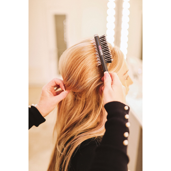 Hair Shark Pro Backcombing Brush No Colour