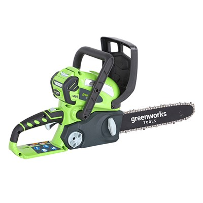 Greenworks 40V 30cm (12in) Cordless Chainsaw (Tool Only)