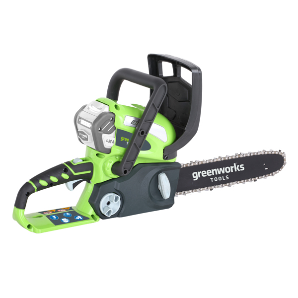 Greenworks 40V 30cm (12in) Cordless Chainsaw (Tool Only) No Colour