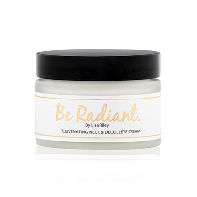 Be Radiant by Lisa Riley Rejuvenating Neck & Decollete Cream (50ml)