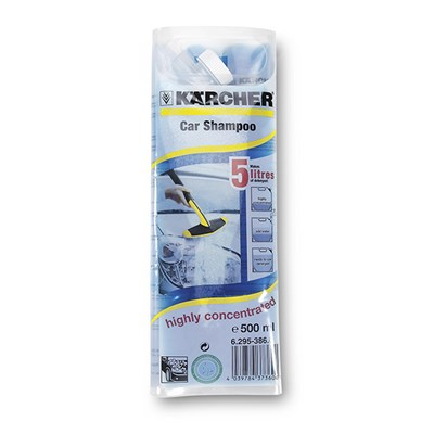 Karcher 500ml Car Shampoo Concentrate