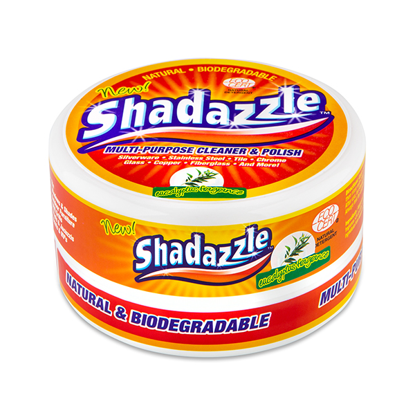 Shadazzle Natural Cleaner and Polish - Eucalyptus No Colour