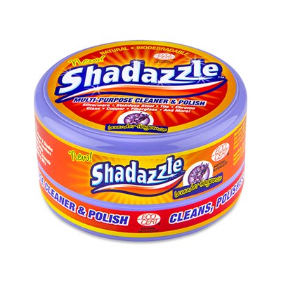 Shadazzle Natural Cleaner and Polish - Lavender