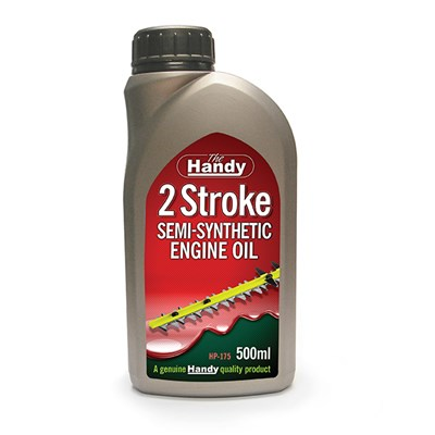 The Handy 2 Stroke Semi Synthetic Engine Oil 500ml