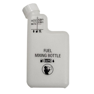 The Handy Fuel Mixing Bottle