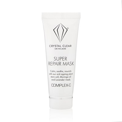 Crystal Clear Super Repair Mask 25ml