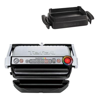 Tefal Optigrill Plus with Optigrill Bake Tray